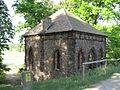 """The """"Rauhe Wallwachhaus"""" guardhouse at Elbe dam. - panoramio.jpg"""