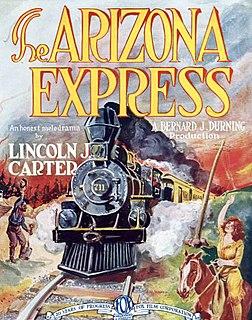 <i>The Arizona Express</i> 1924 film