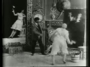 File:The Artist's Dilemma (1901) - yt.webm