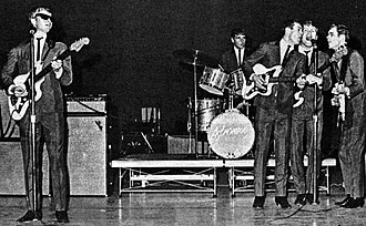 The Astronauts (band) - The band in 1966.