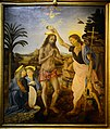 The Baptism of Christ (Verrocchio & Leonardo) Full Version.jpg