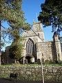 The Church of St John the Baptist, Tisbury - geograph.org.uk - 314537.jpg