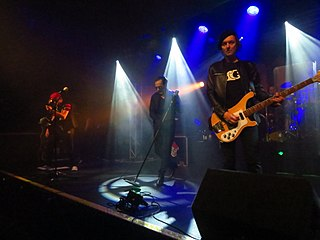 The Damned (band) English punk band