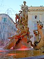 The Fountain of Diana, Syracuse (Sicily) (cropped).jpg