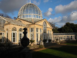 Charles Fowler - Image: The Great Conservatory Syon Park geograph.org.uk 21279