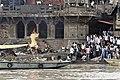 The Harishchandra Ghat@Varanasi.jpg