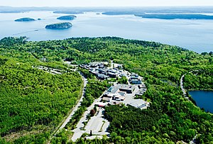 Jackson Laboratory - Located near scenic Frenchman Bay on Mount Desert Island, Maine, The Jackson Laboratory is a nonprofit biomedical research institution.