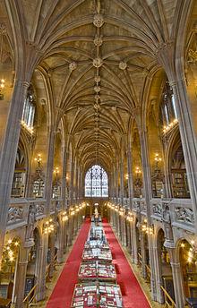 John Rylands Library Wikipedia