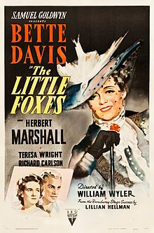 The Little Foxes (1941 poster).jpg