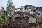 The Longest Day, Dog Company builds with sand during Exercise Engineer Thunder 150909-A-FJ979-003.jpg