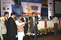 The Minister of State (Independent Charge) for Micro, Small & Medium Enterprises, Shri K.H. Muniyappa lighting the lamp to inaugurate the National Conference on MSME Financing and Strengthening MSME Linkages, in Kolkata.jpg