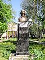 The Monument to M. V. Gogol, Shishaki.JPG
