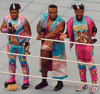 WWE Tag Team Championship - The New Day are two-time Raw Tag Team Champions and three-time SmackDown Tag Team Champions; their second reign as Raw Tag Team Champions is the longest reign for any primary tag team championship in WWE history at 483 days