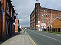 The New Inn and Constelation Mill Ainsworth Road, Radcliffe. - geograph.org.uk - 361656.jpg