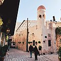 The Old City of Aleppo - Old Mosque.jpg