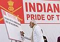 """The Prime Minister, Shri Narendra Modi attending the """"Parakram Parv"""" celebrations, at Jodhpur, Rajasthan on September 28, 2018 (1).JPG"""