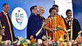 The Prime Minister, Shri Narendra Modi giving away the awards to scientists at the 104th Session of the Indian Science Congress, at Tirupati, Andhra Pradesh.jpg