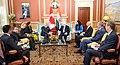 The Prime Minister, Shri Narendra Modi meeting the Governor General of Canada, the Right Honourable David Johnston, at Ottawa, Canada on April 15, 2015 (2).jpg