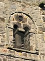 The Saxon tower of Ovingham Church - bell openings - geograph.org.uk - 1051364.jpg