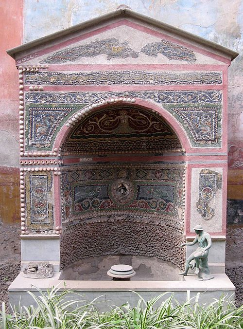 The Small Fountain House, Pompeii, Italy.jpg