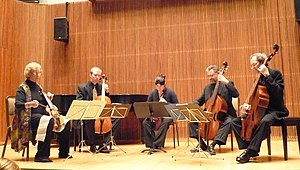 Consort of instruments - The Smithsonian Consort of Viols