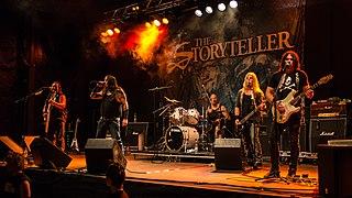 The Storyteller (band)