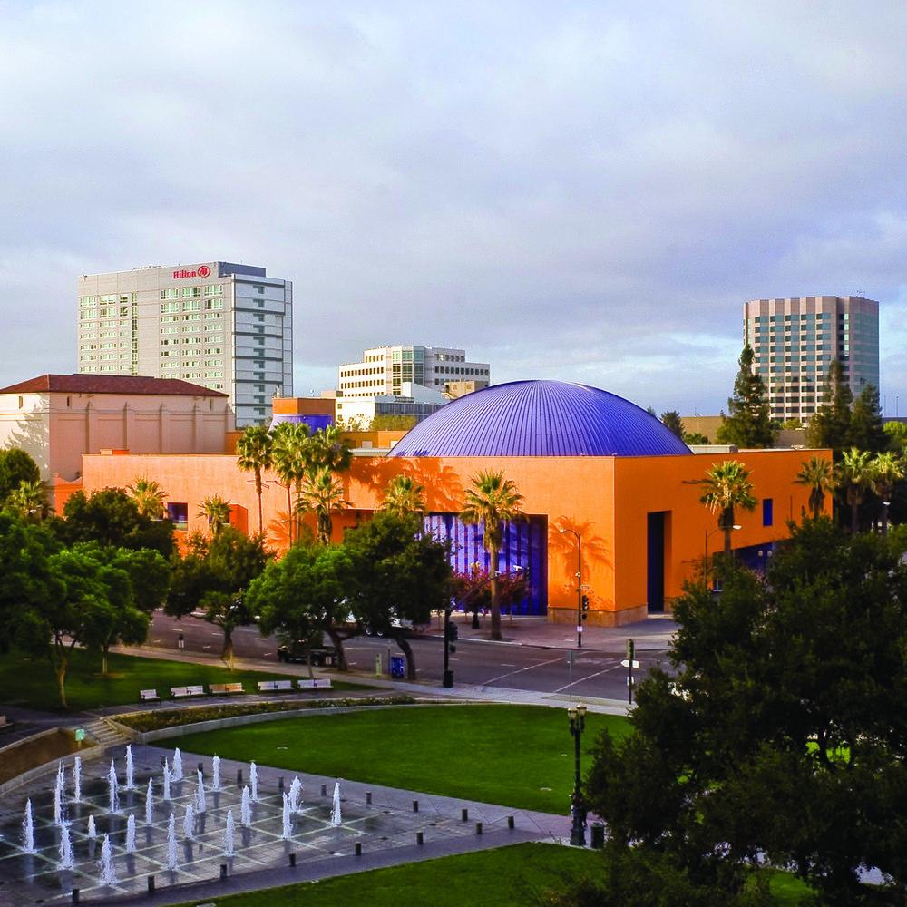 The San Jose Museum of Art top