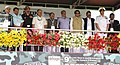 The Union Minister for Defence, Shri Manohar Parrikar at the inauguration of the 9th Edition of Defexpo-2016, in Goa.jpg