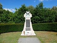 The War Memorial at Keston