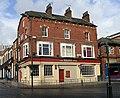 The Wrens Hotel - Cross Belgrave Street - geograph.org.uk - 565428.jpg