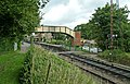 The approach to Ropley Station, Mid Hants Railway - geograph.org.uk - 1548530.jpg