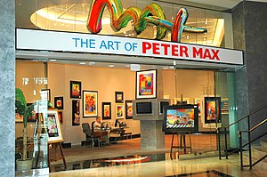 Psychedelic art - The Art Of Peter Max