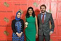 The crew of Made in Bangladesh at the 73rd Annual Peabody Awards.jpg