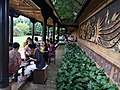 The long gallery in Lindu Wood Carving Park, Yichun, Heilongjiang, China.jpg
