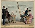 The painter Sir George Hayter watches Lord Melbourne making Wellcome V0050278.jpg