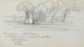 The residence of John Helder Wedge in Werribee, 1836.png