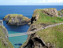 The rope bridge at Carrick-a-Rede.jpg