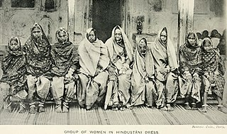 Kurmi Hindu agricultural caste of India