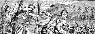 Philip II of Macedon - The wounding of Philip.