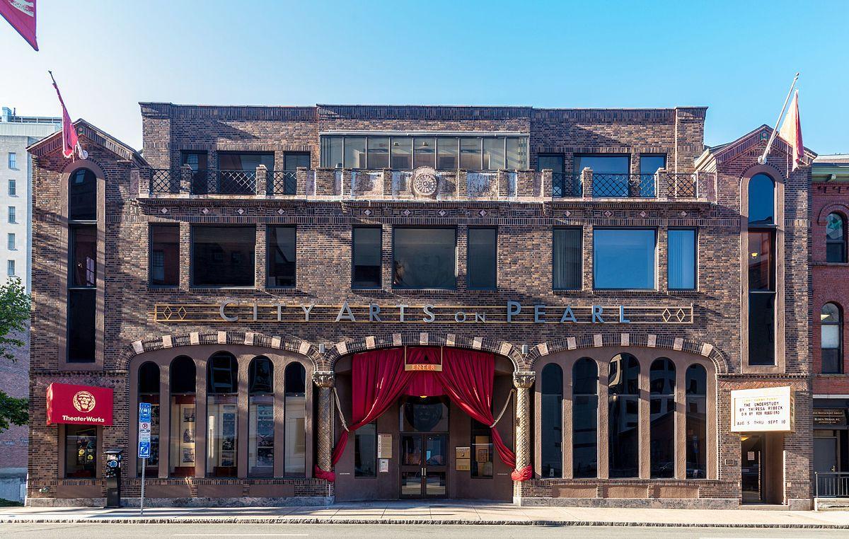 The Hartford At Work >> Theaterworks Hartford Wikipedia