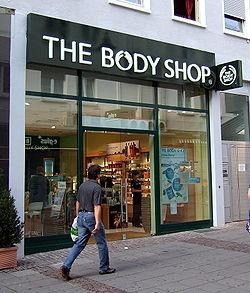 the body shop borås