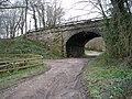 This used to be a railway bridge - geograph.org.uk - 724059.jpg