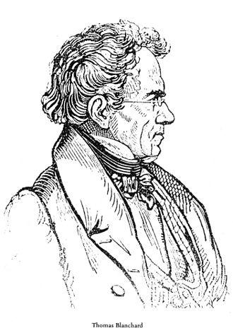 Thomas Blanchard (inventor) - Thomas Blanchard