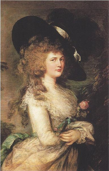 File:Thomas Gainsborough - Portrait of Georgiana, Duchess of Devonshire.jpg