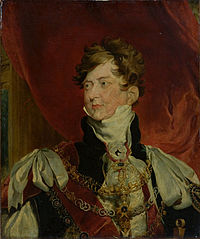 Thomas Lawrence e ateliê - George IV