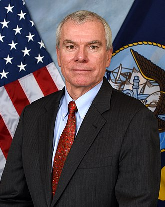 United States Under Secretary of the Navy - Image: Thomas P. Dee official photo
