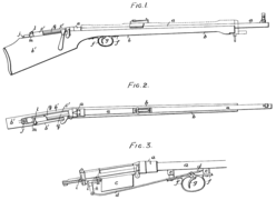 Thorneycroft carbine, patent 14622 of July 18, 1901.png