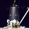 Three Crew Members Capture Intelsat VI (9458306767).jpg