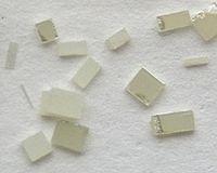 Kristaller i närbild