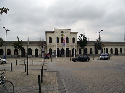 How to get to Station Tienen with public transit - About the place